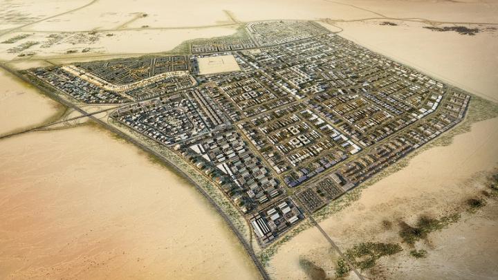 Khazaen Economic City (KEC), Oman, Logistics, ASYAD